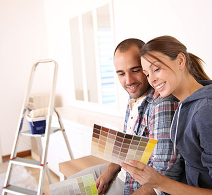 Residential Paints