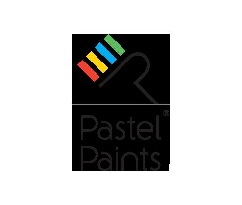 Pastel Paints Logo